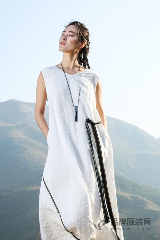 弗蔻原创设计女装 自然or都市?你穿了算