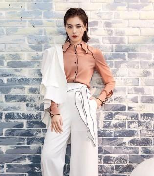 刘涛登上《时装男士杂志》4月刊封面 带你领略女神之美