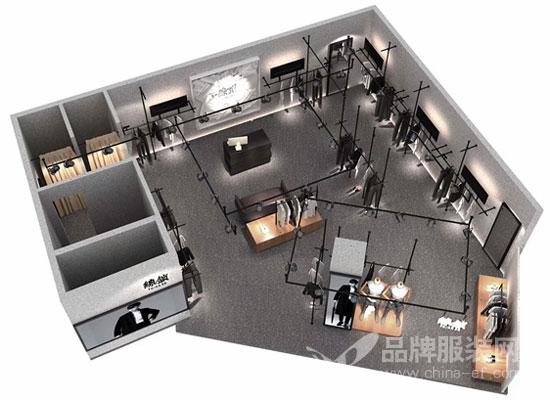 祝贺THINK SO线锁男装四川邻水新世纪店即将开业