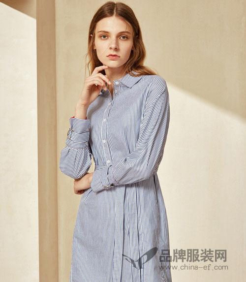 布莎卡品牌春季新款女装 成熟女人春季最正确的选择