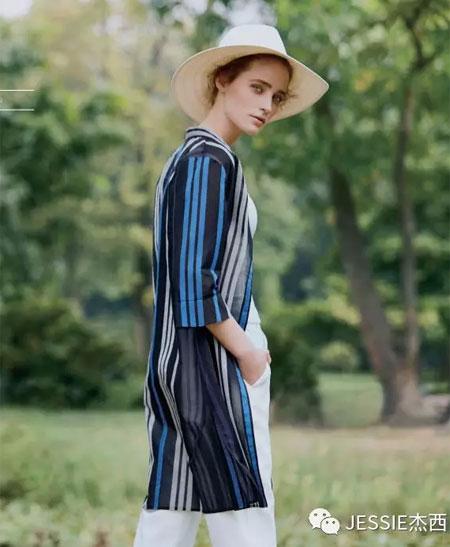 JESSIE杰西 2018夏季广告大片新品上市