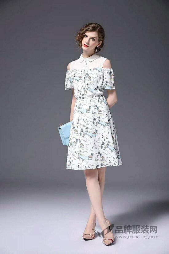 连衣裙总是不够穿 玛娃送上3件热门款给你挑