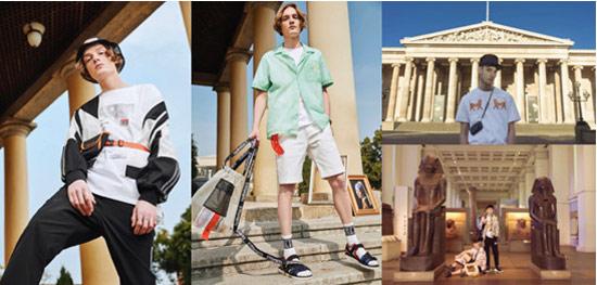 """另类伦敦""""穿""""身上 FAIRWHALE马克华菲男装18夏季新品上市"""