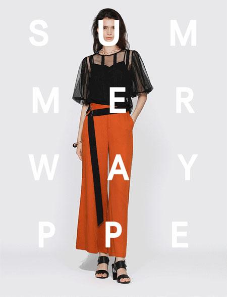 18春夏拍普儿女装 复杂错乱的穿搭成为时尚的焦点