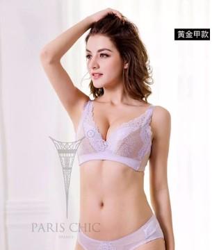 乳房小不了么?建议选雅致巴黎性感内衣