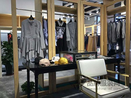 热烈祝贺欧娅铂时尚潮牌女装福州店正式盛大开业