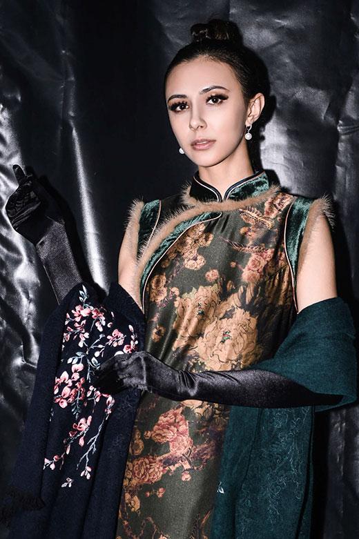 经典龙笛?风华再起  绝美「东方秘境」惊艳上海时装周