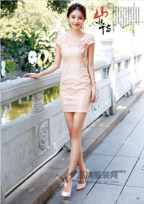 唐雅阁——如果穿上这款衣服你就是中国第一美