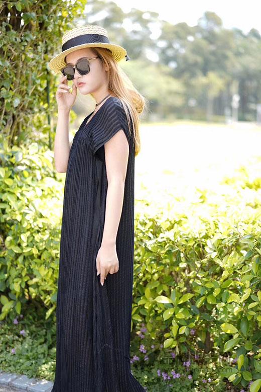 底色时尚女装 经过岁月洗礼 是藏于心头的喜爱