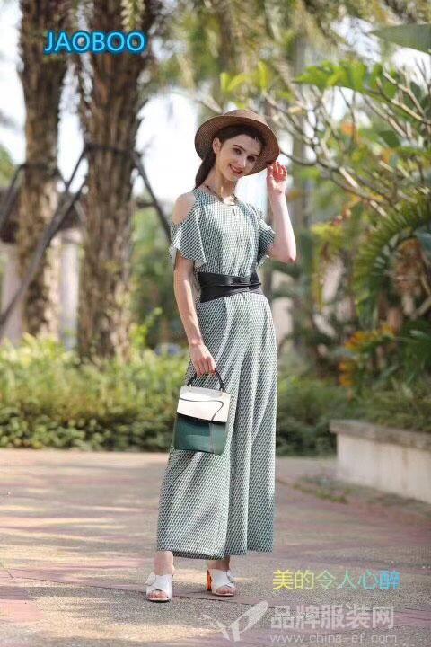 夏天如何穿出贵气优雅范 乔帛女装为你打造最美4月天