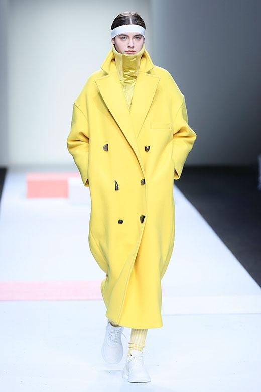 BLINK GALLERY 18秋冬新品发布亮相上海时装周