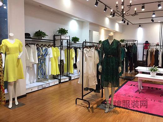 祝贺乔帛湖南地区新店开业 品牌实力遍地开花