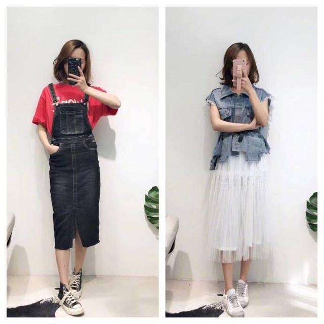 春美多品牌女装的14套夏季日常搭配图