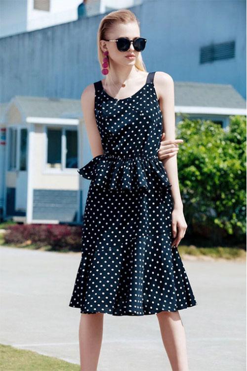 丹比奴女装2018夏装上新啦 快来get时尚三要素