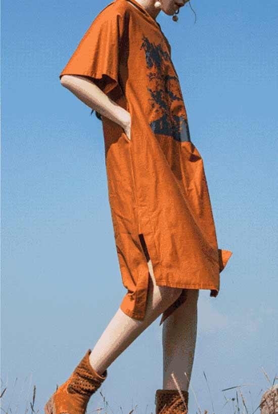FUKOU弗蔻女装 适合你的颜色才是这座城市最美的风景