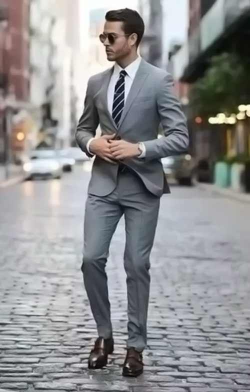 西装革履等于保险推销员 让富绅重新定制你的标签