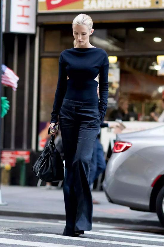 """""""YES""""品牌女装搭配小心机 让你更瘦更高"""