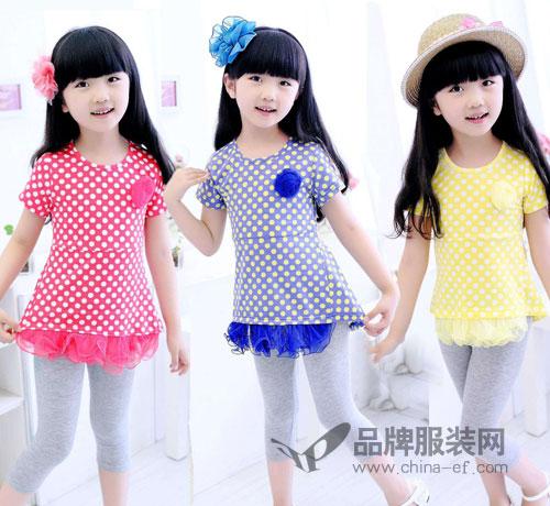 国内童装市场状态低迷 2020年有望开始爆发