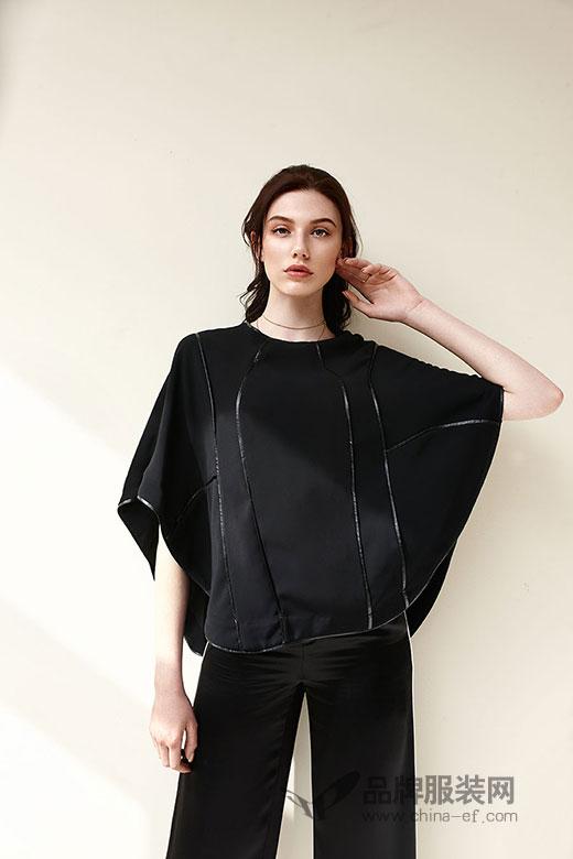 黑色的神秘优雅需要你来体现 MARSA 2018春夏款