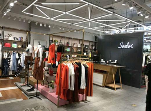 开男装店首选莎斯莱思 放心品牌助助您赢得财富!