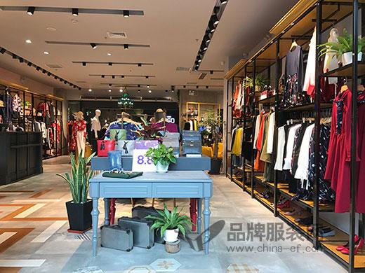 恭喜莎斯莱思女装河南店4月10日隆重开业