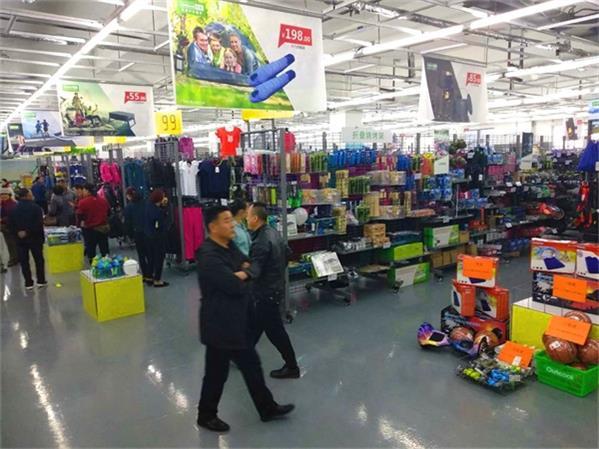奥库运动户外超市凭什么PK迪卡侬?