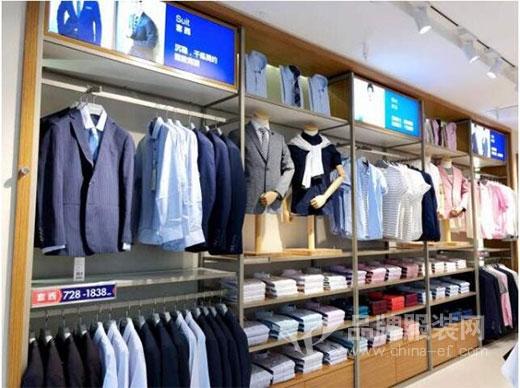 杭州市中心的罗蒙专卖店即将开业 倾情送上最潮新衣