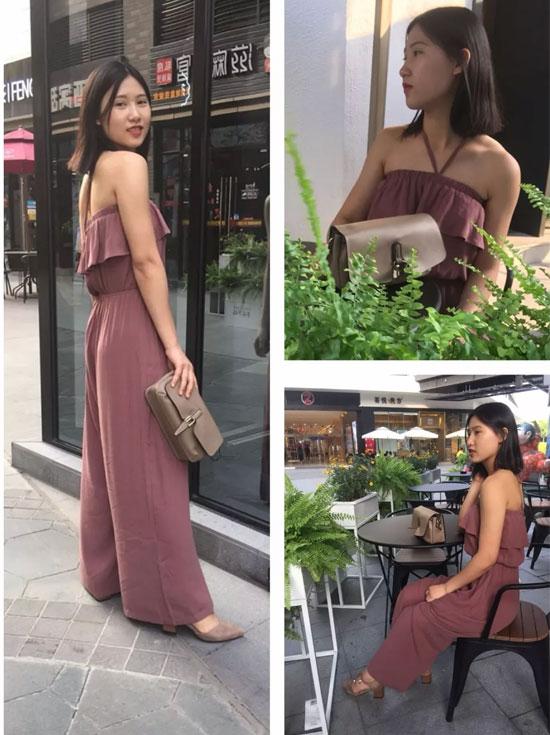 YES时尚女装放飞梦想拥抱自然  4月11新品上新