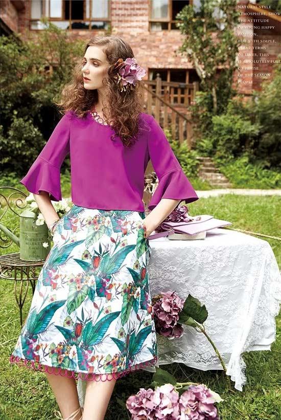 都说今年是紫色的天下 你爱紫外光色还是粉紫薰衣草色
