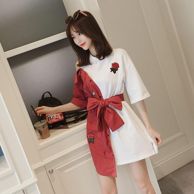 2018夏季穿衣<a href='http://www.china-ef.com/dapei/'  style='text-decoration:underline;'  target='_blank'>搭配</a>我只选聚多品连衣裙