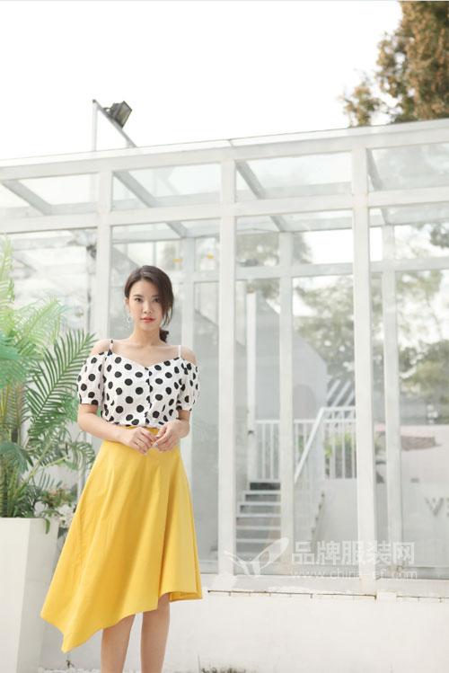 2018夏季最美的女人——伽戈品牌女装打造优雅夏天