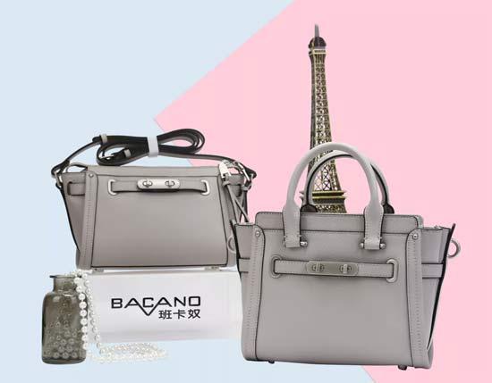 班卡奴包包新品 爱与幸福的不同姿态 可以从包包中体现