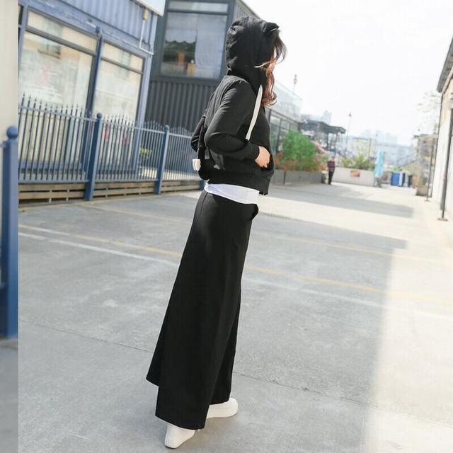 聚多品:卫衣配长裙 爱精美穿搭