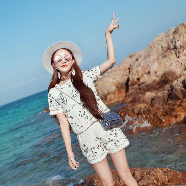 聚多品:出门不会穿衣搭配?8款夏季套装 时尚减龄