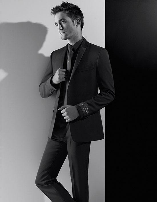 罗伯特・帕丁森演绎Dior Homme 2018秋季系列广告大片