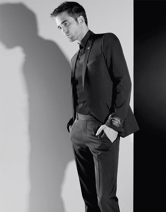罗伯特·帕丁森演绎Dior Homme 2018秋季系列广告大片