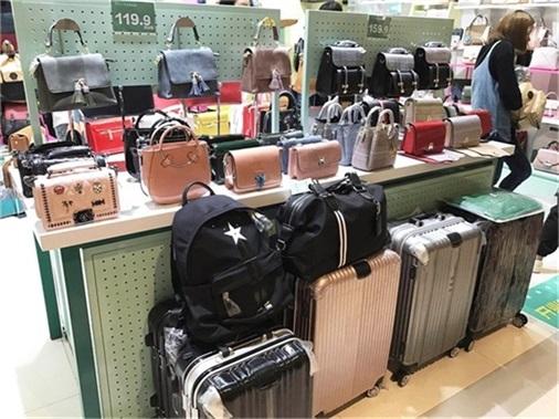 恭祝LIKEBAG來個包重庆渝中新店盛大开业