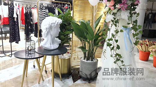 赢佳集团旗下品牌DNCY潮牌进驻首都北京首店君太百货