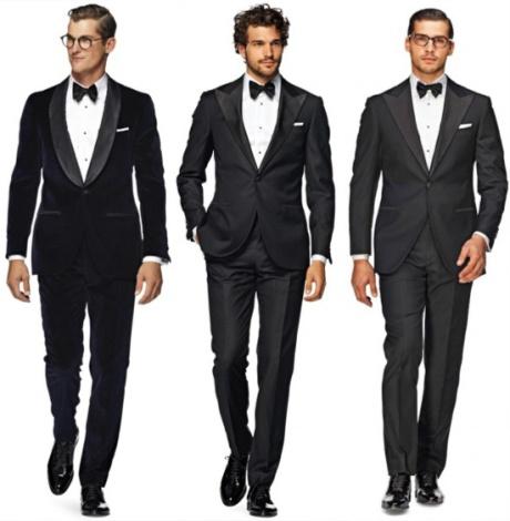 投资一身华名人定制西装 展现你的时尚魅力
