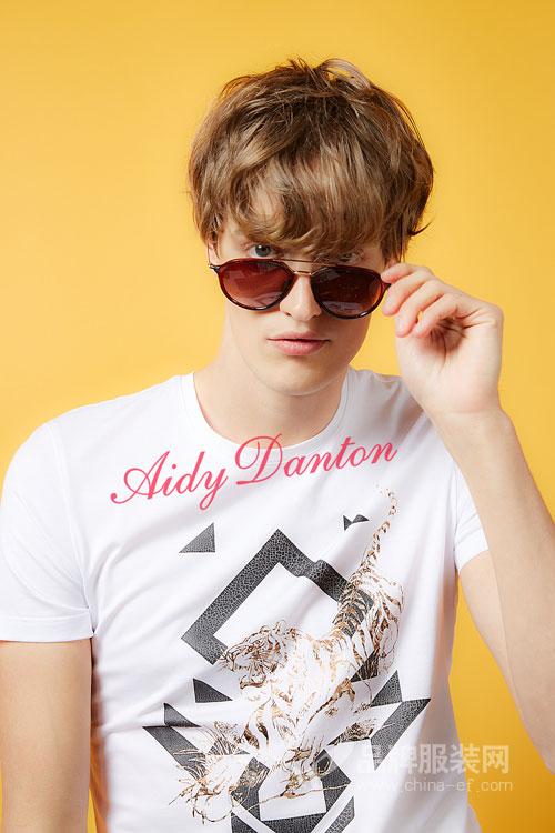 爱迪丹顿(aidyDanton)男装教你夏季男装搭配技巧