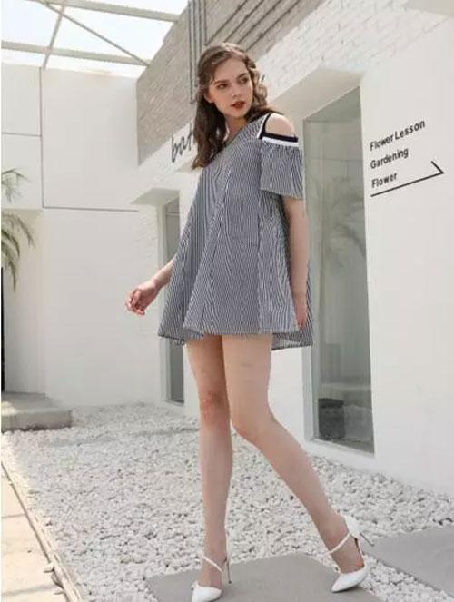 这个夏天给你好看 金蝶茜妮精品女装