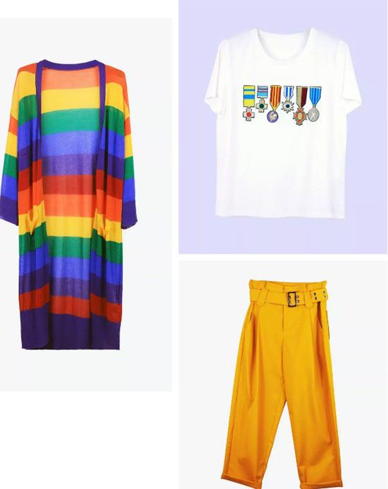 是什么引爆了彩虹 让我们沉醉其中?AIANGEL夏季新品系列