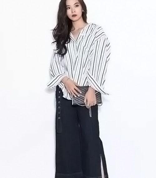 """埃芙衣""""时尚头条""""18年春夏女装流行趋势"""