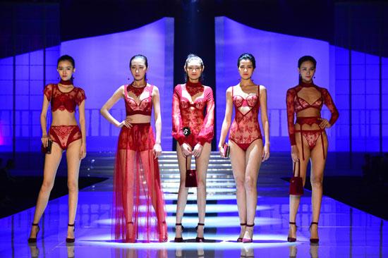2018'Nicein魅力东方中国国际内衣创意设计大赛圆满落幕