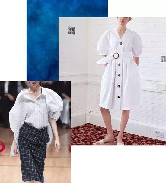 YOUXIZI尤西子女装用缤纷配色的新品 来俘获初夏
