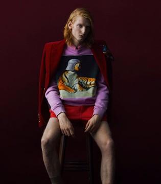 """全球限量""""Gucci古驰幻境""""系列 将艺术变为真实的时尚"""