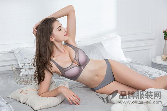 伊美丽人YIMEILIREN品牌内衣新品 演绎摩登精致女人