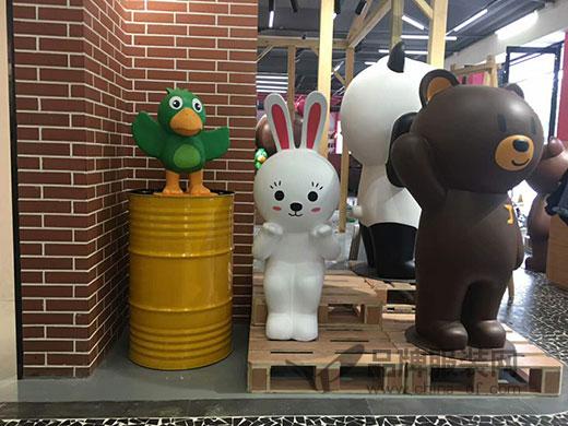 嘿!杰米熊全新IP升级·亲子互动·轻奢体验店剧透