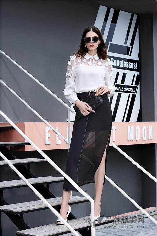 例格LEAGEL品牌女装新品 极致展现女性真我态度