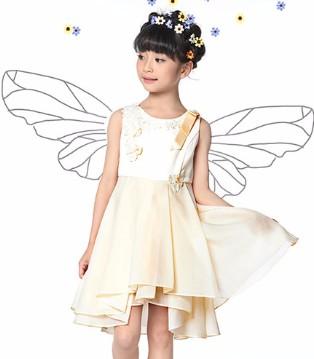 时尚不输在起跑线上 力果公主裙让宝贝气质更出众